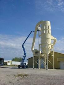 Industrial Equipment | Spray Foam Insulation | Urecoat Spray Foam