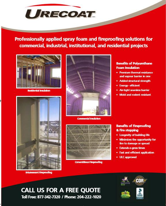 Urecoat Spray Foam Brochure