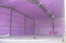 Spray Foam Roof Parkade Urecoat Inc Spray Foam