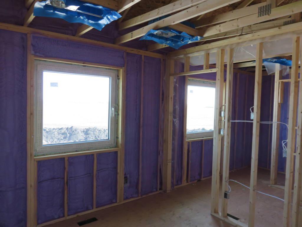 Residential Spray Foam Insulation Urecoat Inc Spray