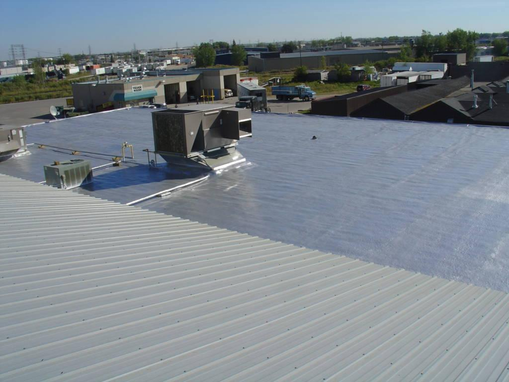 Urecoat Inc Spray Foam Insulation Amp Roofing In Winnipeg