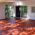 Copper Color   Spray Foam Roofing