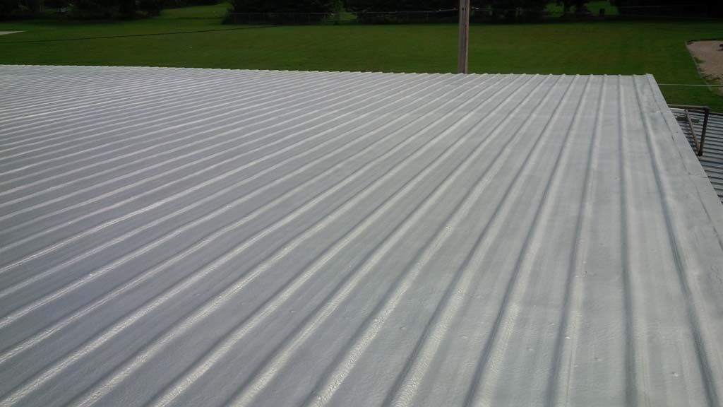 Arena Re-roofing